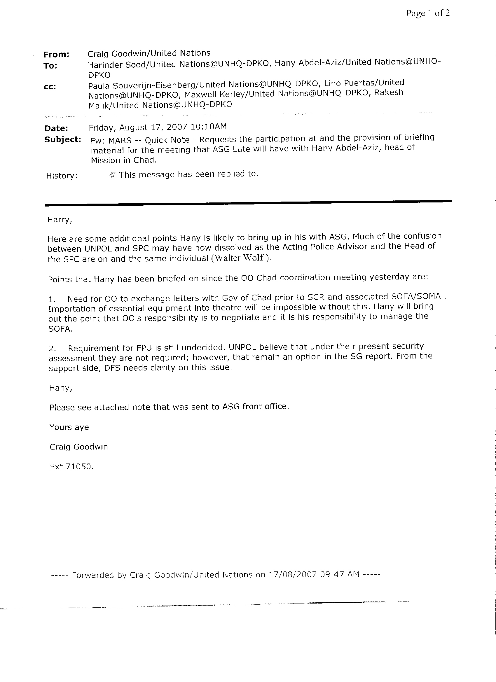 internal memo format 10 best images of example of memo to staff ...